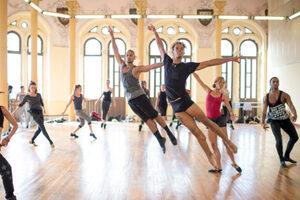 dance ballet class ballet students