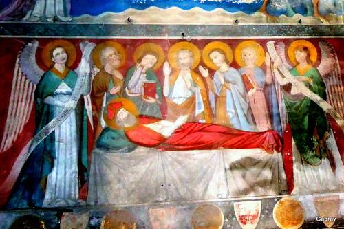 Rabastens: intérieur de l'église Notre-Dame du Bourg
