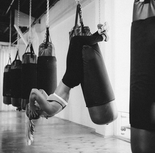 Image de fitness, workout, and boxing