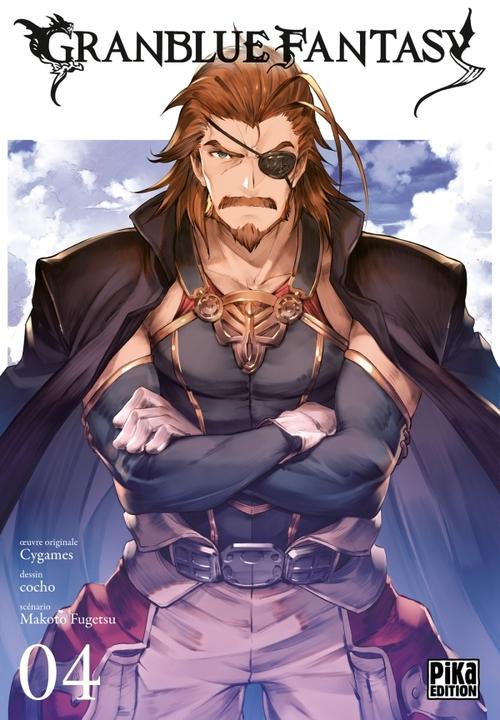 Granblue fantasy - Tome 04 - Cygames & Cocho & Makoto Fugetsu