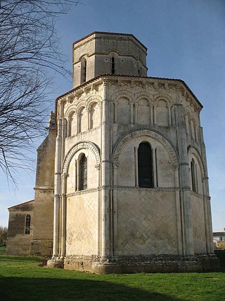église st trojan de rétaud4