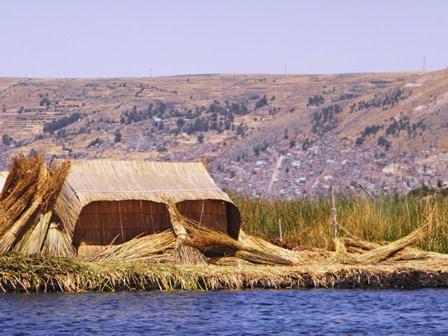Iles Uros - Titicaca