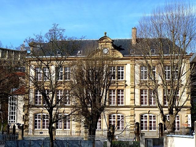 L'école Saint-Eucaire à Metz 14 Marc de Metz 2012
