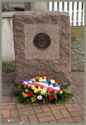 Ancien de la  1ere DFL -Ancien d'Obenheim un nom un visage Roger Legrand