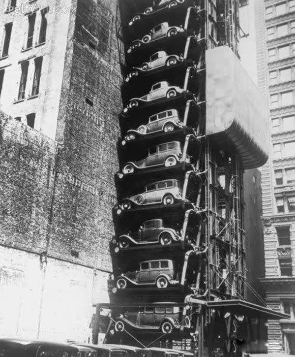 Nouveaux parkings pour ... Mr tout le monde ? ? ? ? Heum !...