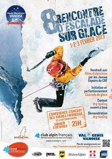 Rencontres de cascades de glace 2012