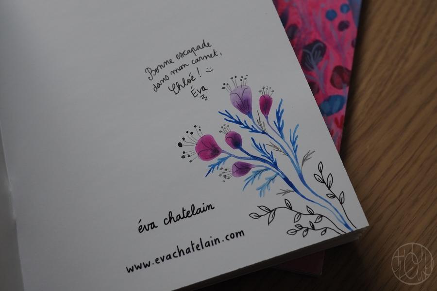 Les merveilles d'Eva Chatelain