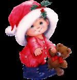 PNG képek: Karácsonyi figurák