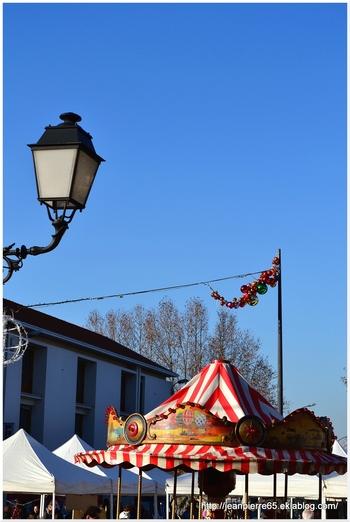 2013.12.07 Marché de Noël (Eybens, Isère Rhône-Alpes)