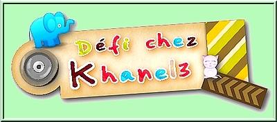 """Pour Khanel  : mai 2015 :"""" Un coeur """""""