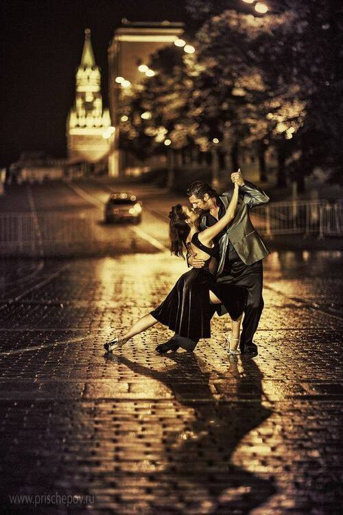 Tango for love ...de Pavel Panin