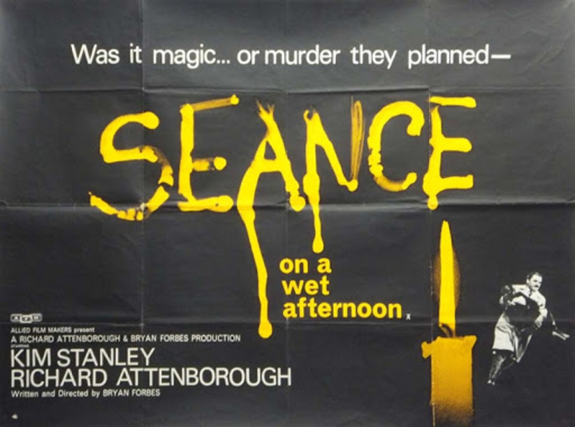 SEANCE ON A WET AFTERNOON box office usa 1964