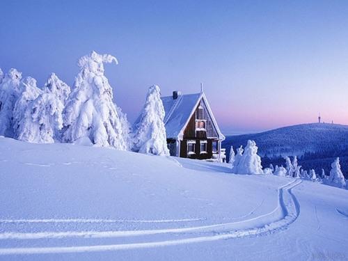 20 Images ou gifs  d'hiver