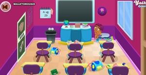 Jouer à Modern classroom escape