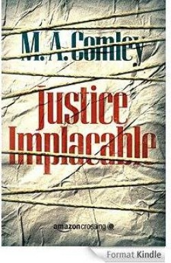 Couverture de Justice implacable