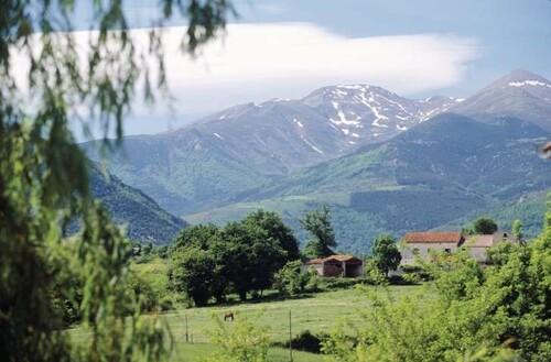 Le Massif du Canigó, entre terre et ciel