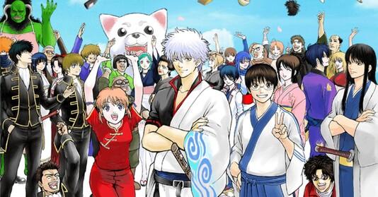 Gintama: Le Dernier Film D'anime Est Basé Sur Le Nouveau Visuel Final De  Manga Maintenant Disponible! - Tech Tribune France