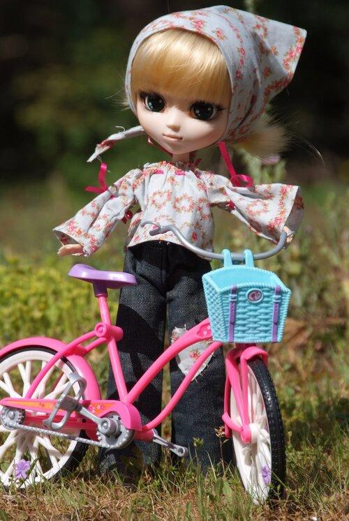 Ballade à bicyclette