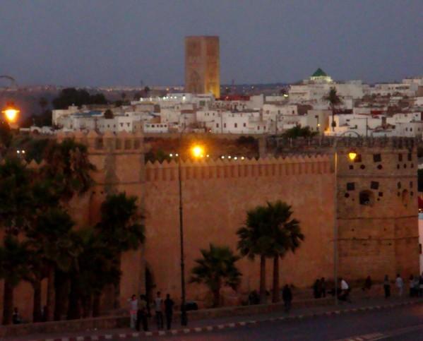 Rabat la nuit 2