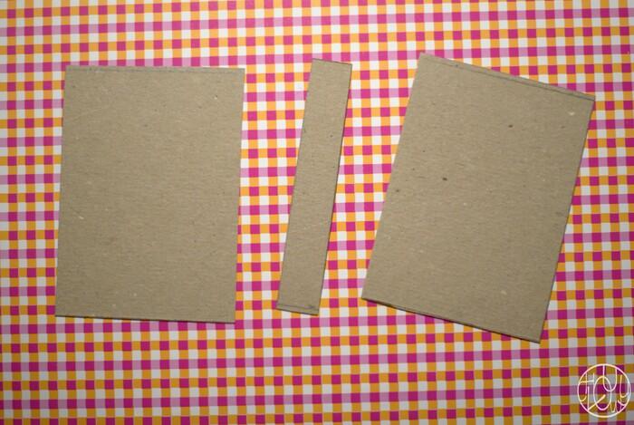 DIY - Fabriquer un livre avec une reliure