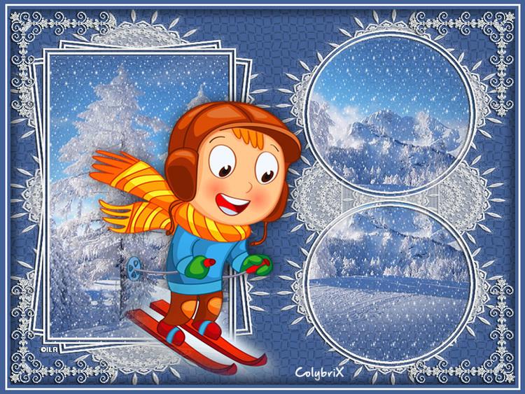 "Versions "" s'amuser dans la neige"" de Inge Lore"