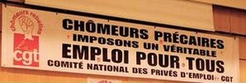 RSA : Communiqué de la Cgt et du Comité National des Privés d'Emploi
