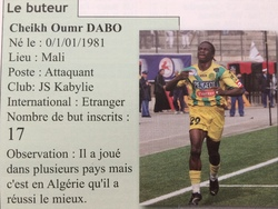 Buteur 2006/2007