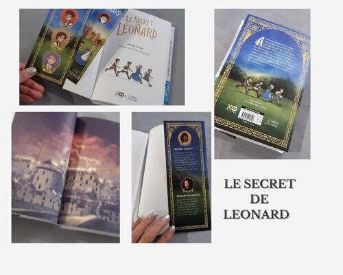 Le secret de Léonard Masse critique