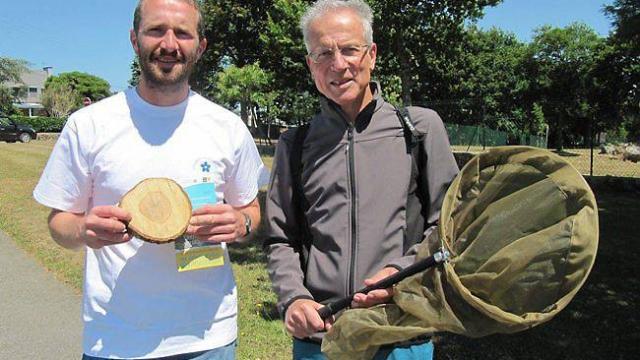 Deux randos nature : le Polder et le bois de Roscouré