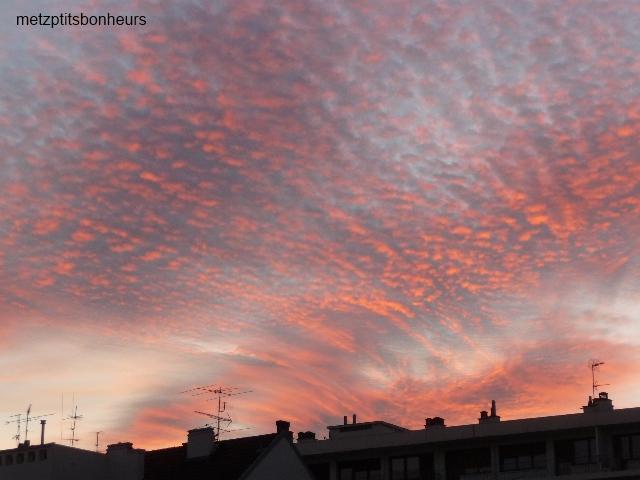 Mon ciel de Décembre.