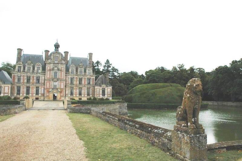 Château de Beaumesnil