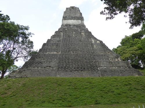 Guatemala, 12ème jour (1) Flores Tikal