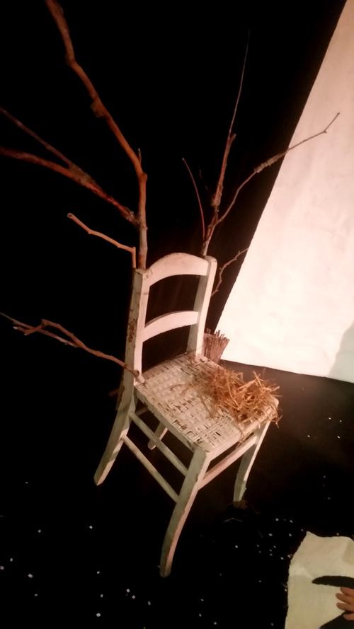 L'envol des hirondelles: nouveau spectacle de théâtre poétique