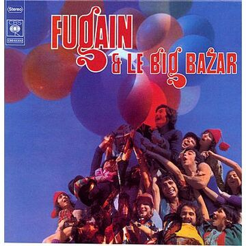 Michel Fugain & le Big Bazard, 1972