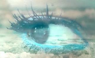 Tes yeux d'océan ...