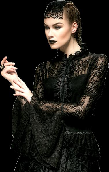 Tubes femmes gothiques création 13