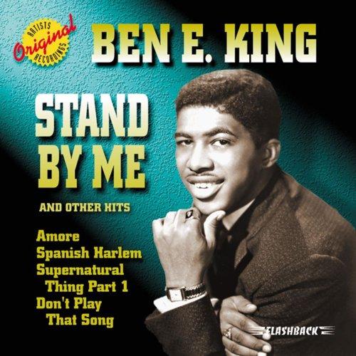 Résultats de recherche d'images pour «ben e king stand by me album cover»