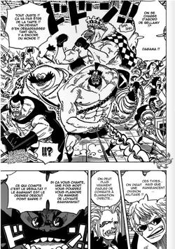 Hypothèses pour le chapitre 707 de One Piece
