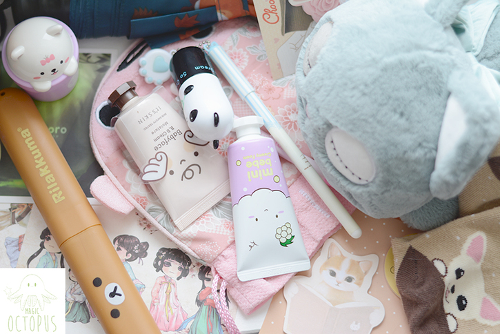 Chezfee.com objets kawaii - Magic octopus blog