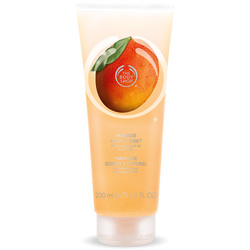 Le sorbet à la fraise façon The Body Shop