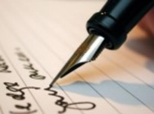 Lettre aux impôts