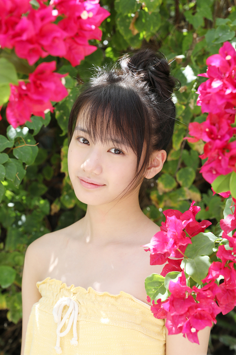 WEB Gravure : ( [Hello! Project Digital Books] - |2019.12 Vol.186| Reina Yokoyama )