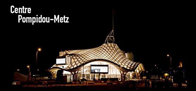 Inauguration du Centre Pompidou lien site CAPM 10 02 05 201