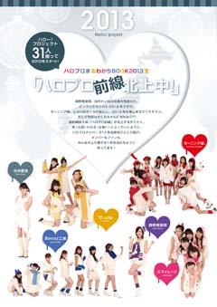 「Hello Pro Maru Wakari BOOK2013」