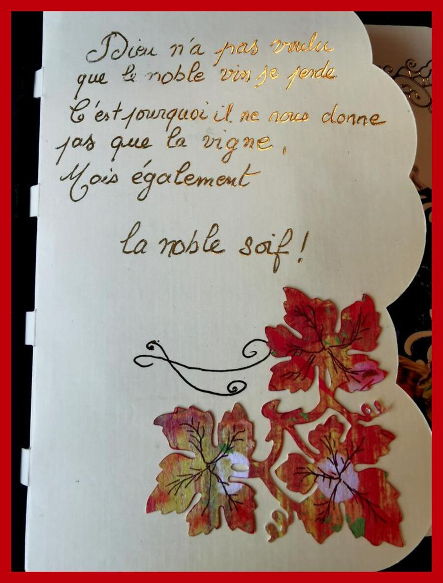 RONDE DE SEPTEMBRE -2-