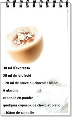 Blanc Cannelle