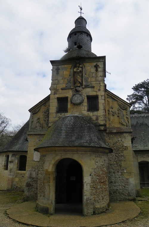 La chapelle Notre-Dame-de-Grâce