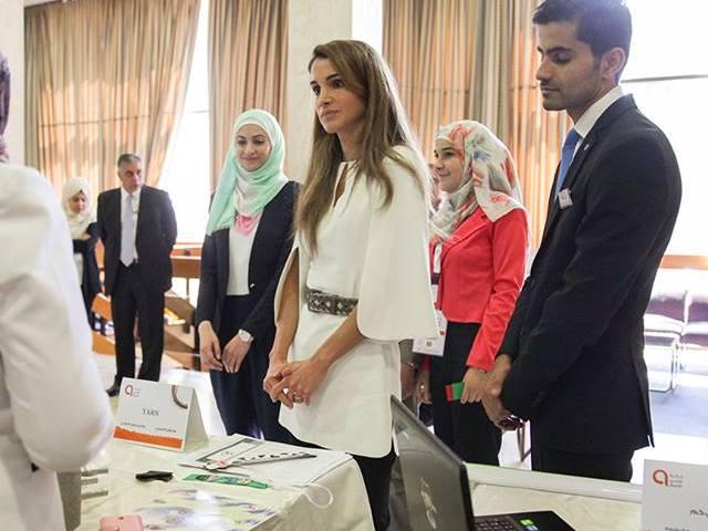 Rania, le retour