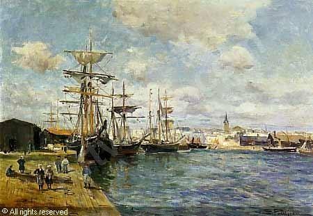 petitjean-edmond-marie-1844-19-les-trois-mats-a-quai-959738