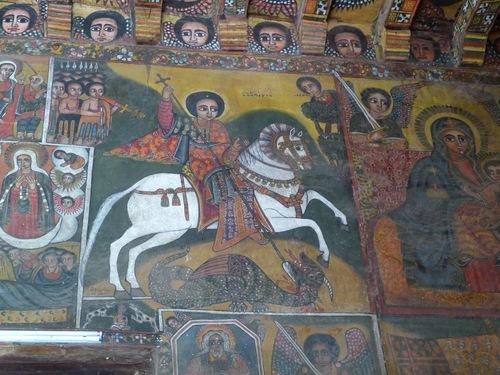 église de Debré Birham Sélassié